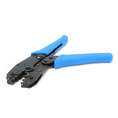 AWG 20-10 0.5-6.0mm² Crimping Heavy Duty Pliers Ratchet Tool Insulated Terminals