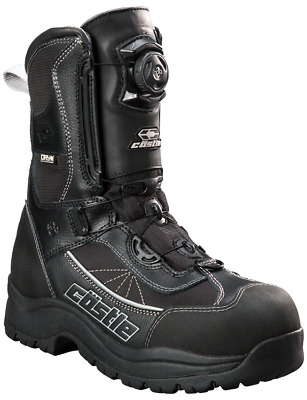 Castle X Charge Boa Waterproof Insulated ATV Snowmobile Riding Winter Snow Boot