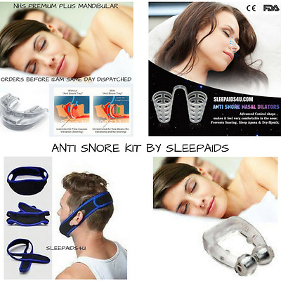 *nhs Sleep Specialists Recommend* The Ultimate Sleep Aid Kit *top Four Sellers*