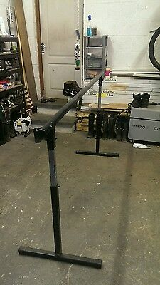 ballet barre, ballet bar, adjustable, freestanding, professional