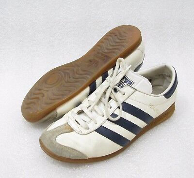 RARE! VINTAGE! ADIDAS Rekord S Shoes Sneakers Size 5 Made in