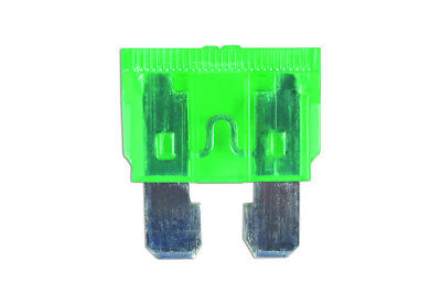 Auto Blade Fuse 30-Amp Green Pack 50 (Consumables)