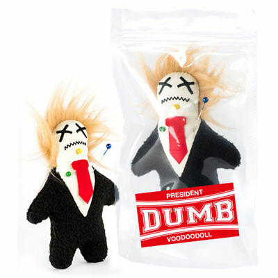 "Voodoodoll ""Trump"" President Dumb Doll I make Amerika great again ? Fakenews"