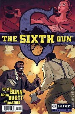 Sixth Gun (2010 Oni Press) #17 VF 8.0 STOCK IMAGE