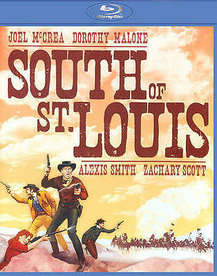 South of St. Louis (Blu-ray Disc, 2014)