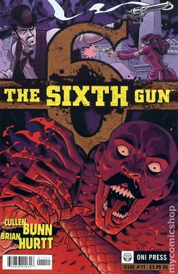 Sixth Gun (2010 Oni Press) #11 VF+ 8.5 STOCK IMAGE