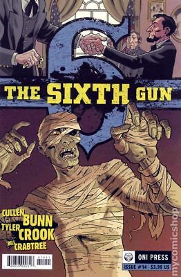Sixth Gun (2010 Oni Press) #14 VF/NM 9.0 STOCK IMAGE