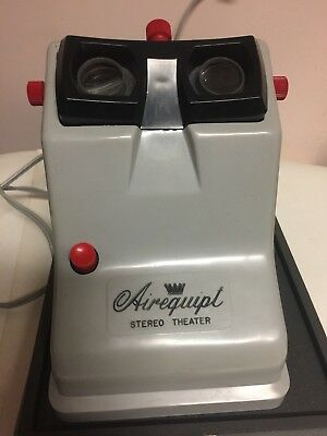 Vintage Airequipt Stereo Theater Viewer