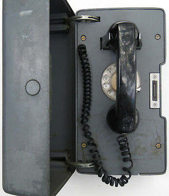 VINTAGE WESTERN ELECTRIC Bell System Central Office Bldg Access Call on