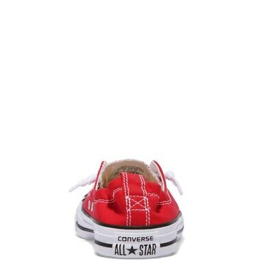 Converse Chuck Taylor Shoreline OX Ladies Shoes in Red