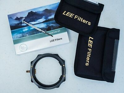 Lee Filters Foundation Kit Lee Filters 100mm Filter Holder + 105 Adapter