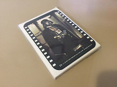 Star Wars Series 3 (Yellow) - Complete Card Sticker Set (23-33) 1977 @ Near Mint
