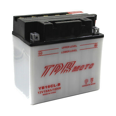 YB16CL-B 12V 19Ah ATV UTV Battery Polaris Yamaha Jet Ski All Wave Runner Models