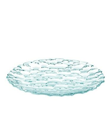 New Nachtmann Sphere Charger Plate 32Cm Box Of 2 Modern Crystal Glass Glassware