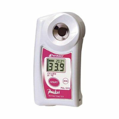ATAGO Digital Hand-Held Pocket Cutting Oil Meter PAL-101S Japan new .