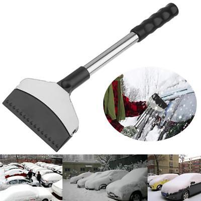 Stainless Steel Auto Vehicle Snow Ice Shovel Scraper Removal Clean Tool Kit