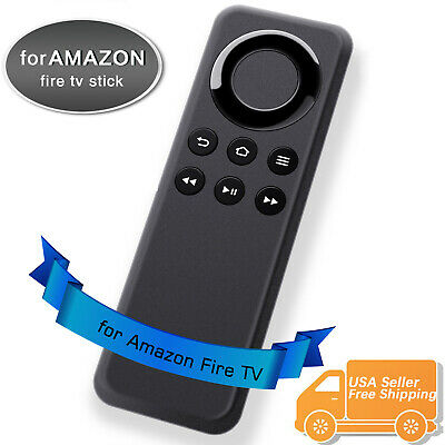 CV98LM Remote Control fit for Amazon Fire TV Stick Clicker Bluetooth Player New
