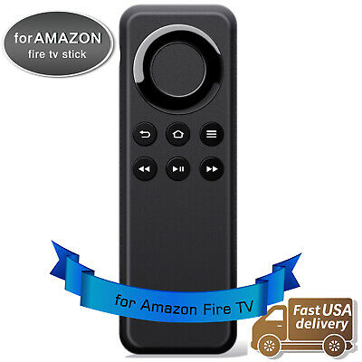 New CV98LM Clicker Bluetooth Player Remote Control for Amazon Fire TV Stick US