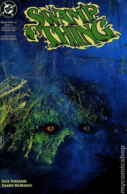 Swamp Thing (1982 2nd Series) #116 FN STOCK IMAGE