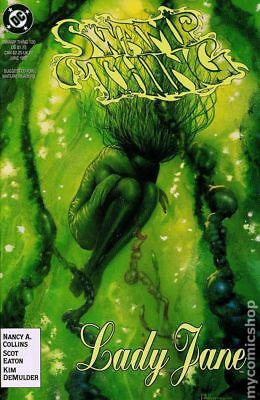Swamp Thing (1982 2nd Series) #120 FN STOCK IMAGE