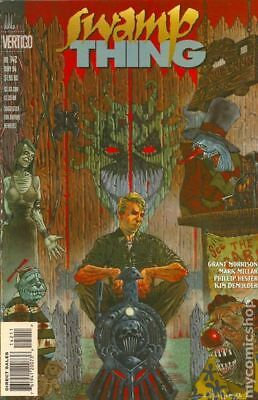 Swamp Thing (1982 2nd Series) #142 VF STOCK IMAGE