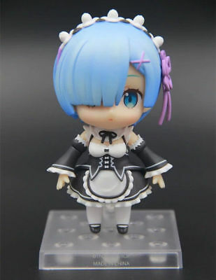 Re:Life In a Different World From Zero Rem Nendoroid PVC Figure Statue Toy  LHS