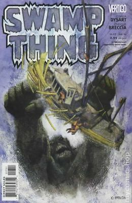 Swamp Thing (2004 4th Series) #17 VG STOCK IMAGE LOW GRADE