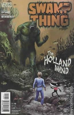 Swamp Thing (2004 4th Series) #19 FN STOCK IMAGE