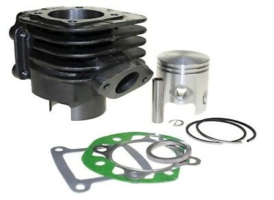 70ccm Racing Sport Cylinder Kit Set Complete for MBK Booster Spirit 50