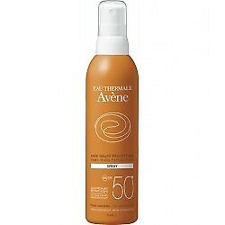 Avene Solar Spray SPF50 + 200ml