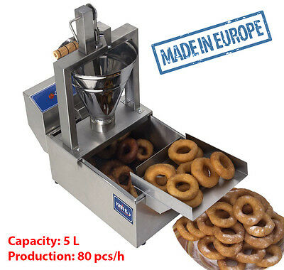 European 5L Manual donut fryer & maker machine (Compact design) NEW!!!