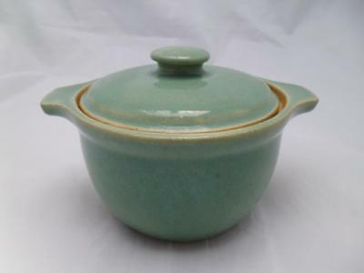 Denby Small Casserole Dish, Manor Green (?) with lid