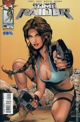 Tomb Raider (1999) #40A FN STOCK IMAGE