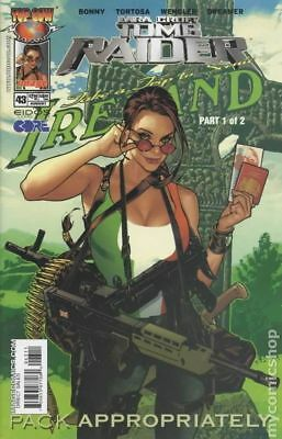 Tomb Raider (1999) #43A VG/FN 5.0 STOCK IMAGE LOW GRADE