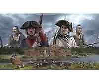 Italeri 6180S 1/72 French/Indian War 1754-1763 Outpost ITA6180S