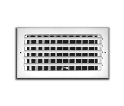 14 x 8 in 1 Way Adjustable Wall Ceiling Air Vent Ventilation HVAC Register Part