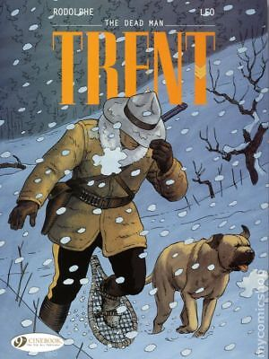Trent GN (2017 Cinebook) #1-1ST NM STOCK IMAGE