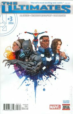 Ultimates (2015 Marvel) #3D NM STOCK IMAGE