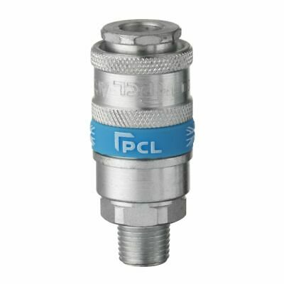 """PCL Airflow Coupling Connector Air Tool Fitting 1/4"""" BSP Male"""