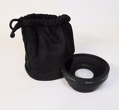 Sony VCL-HG0758 Wide Angle Conversion Lens X0.7