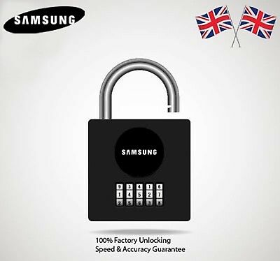 UK All Samsung Smart Phones Network unlocking