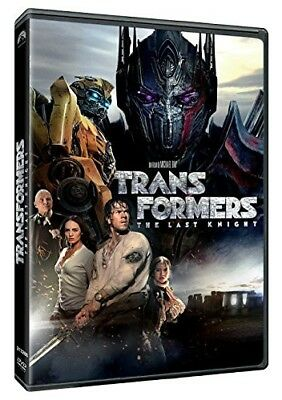 DVD - Transformers : The Last Knight - Mark Wahlberg,Anthony Hopkins,Michael Bay