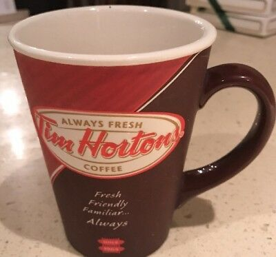 Tim Horton's 2012 Coffee Mug #012 Always Fresh Since 1964 Limited Edition