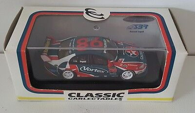 1:64 Classic Carlectables Russell Ingall 2004 Championship Runner Up BA Falcon