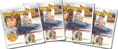NEW Your Story Hour ADVENTURES IN LIFE Complete SET 4 Albums 8 9 10 11 48 CDs