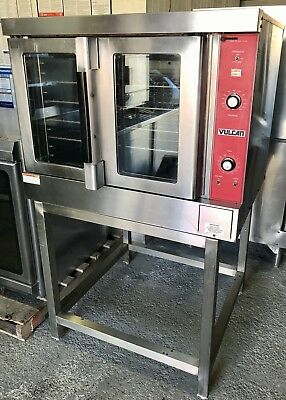Vulcan Convection Oven VC4ED-9 Electric 208V 3/1 Phase