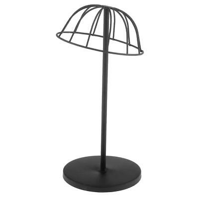 Metal Stable Caps Hats Holder Storage Rack Wigs Display Stand for Salon Shop
