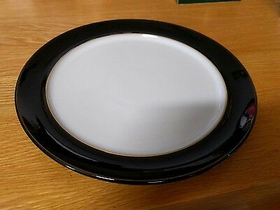 """New Denby Eclipse Dessert Salad Plate 9.5"""" Brand New with Label"""