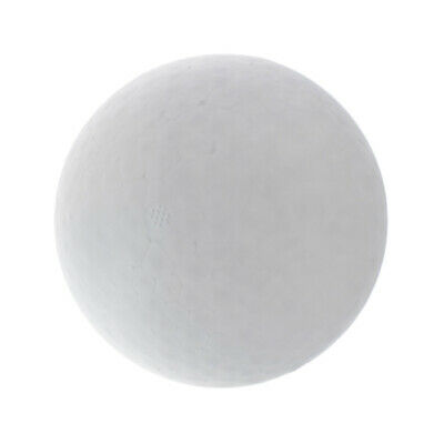 150mm-250mm Round Solid Styrofoam Foam Balls for Wedding Christmas Kids Crafts