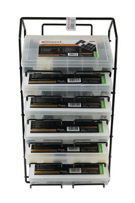 Assorted Box Rack complete with Trim Clips. Part No. 36816 By Connect - New